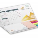Kalendář se samolepicími bločky a indexovými štitky
